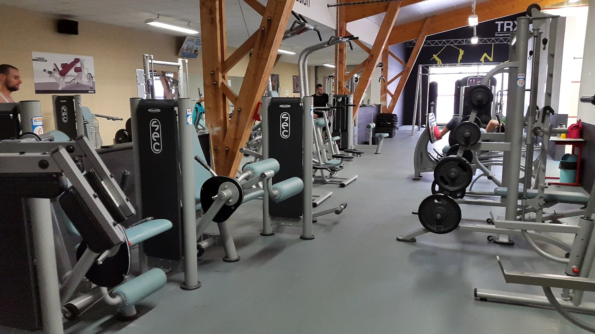 salle de sport et fitness  u00e0 vendre - normandie